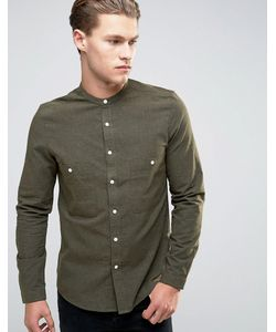 Asos | Shirt With Two Pockets In In Regular Fit