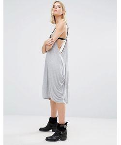 NYTT | Платье С Драпированными Боками Jancy