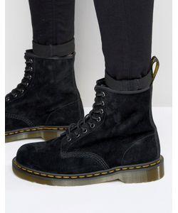 Dr. Martens | Замшевые Ботинки С 8 Парами Люверсов Dr Martens 1460