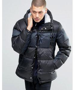 adidas Originals | Черная Стеганая Куртка Id96 Ay9155