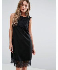 Y.A.S. | Платье Без Рукавов С Кружевом Y.A.S Talla