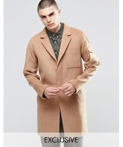 Underated | Шерстяное Пальто