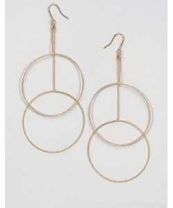 Cara Jewellery | Серьги С Подвескамикольцами Cara Ny
