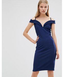 Madam Rage | Платье С Открытыми Плечами