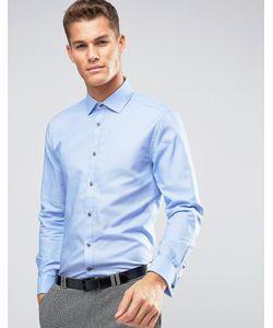 Burton Menswear | Regular Fit Textured Shirt
