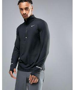 Nike Running | Свитшот С Молнией До Середины Груди Dri-Fit Element