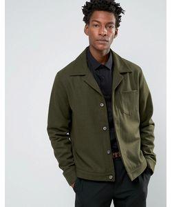 Asos | Куртка Цвета С Добавлением Шерсти