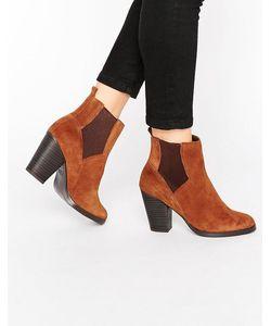New Look | Замшевые Ботинки Челси В Стиле Вестерн