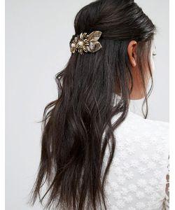 Cara Jewellery | Заколка Для Волос С Цветочным Дизайном Cara Ny