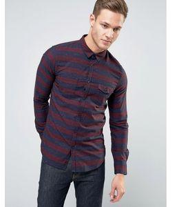 Sisley | Рубашка Классического Кроя С Карманами