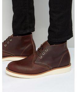 Red Wing   Кожаные Ботинки Чукка