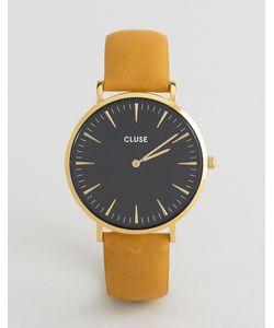 Cluse | Часы С Кожаным Ремешком La Boheme Cl18420