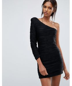 Jasmine | Платье На Одно Плечо Со Сборками