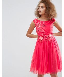 Little Mistress | Платье Для Выпускного С Вышивкой