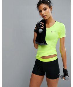 Nike Training | Топ С Короткими Рукавами Nike Pro Training Cool