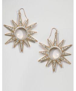 Cara Jewellery | Серьги С Подвескамизвездами Cara Ny