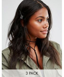 Cara Jewellery | 3 Заколки Для Волос Cara Ny