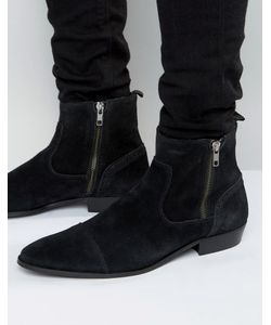 WALK London | Замшевые Ботинки Lancaster