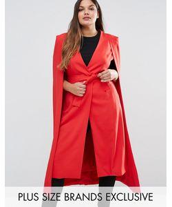 Lavish Alice Plus | Длинное Платье-Накидка