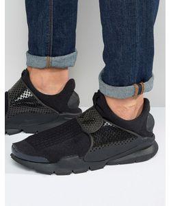 Nike | Черные Кроссовки Sock Dart 819686-001