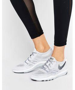 Nike | Кроссовки С Серой Отделкой Free Tr Focus Flyknit