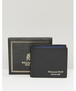 William hunt | Кожаный Бумажник