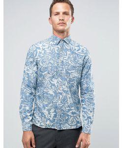 Celio | Рубашка Классического Кроя С Длинными Рукавами И Принтом