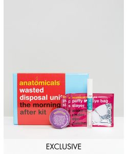 Anatomicals | Asos Exclusive The Morning After Kit Save 25