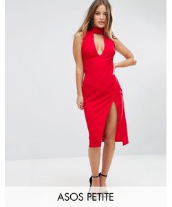 ASOS PETITE | Бандажное Платье Миди