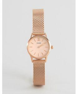 Cluse | Золотисто-Розовые Часы La Vedette Cl50002