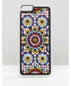 ZERO GRAVITY   Чехол Для Iphone 6/6s С Рисунком В Виде Вышивки