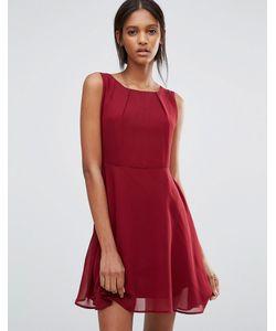 Jasmine | Короткое Приталенное Платье