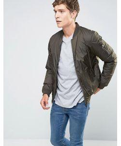Threadbare   Куртка-Пилот Из Нейлона