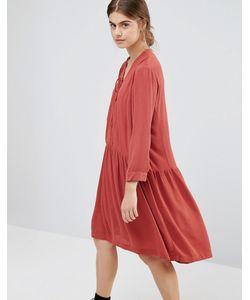 Just Female | Платье С Драпировкой Canyon