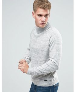 Threadbare   Джемпер Крупной Вязки С Отворачивающимся Воротником