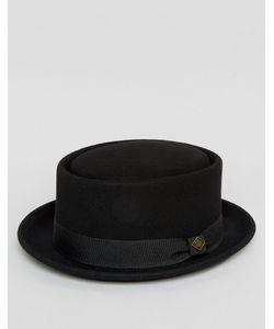 Goorin | Черная Шляпа Mad Dog Pork