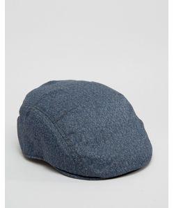 Goorin   Синяя Плоская Кепка Bushwick