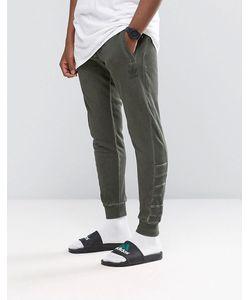 adidas Originals | Зеленые Джоггеры С Манжетами Street Modern Ay9208