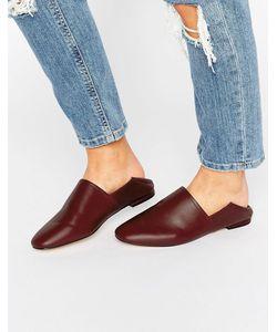 Aldo | Кожаные Туфли На Плоской Подошве
