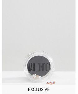 WAH | Горшочки Для Дизайна Ногтей London Asos Holo Crystal
