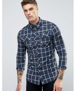 G-Star | Клетчатая Рубашка