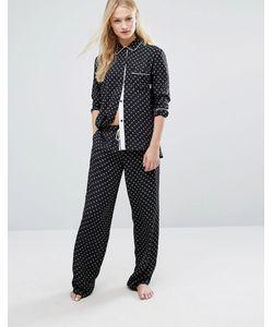 DKNY | Атласная Пижама