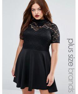 Praslin | Платье С Кружевным Верхом Plus