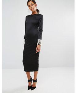 ASILIO | Платье С Круглым Вырезом Pearler
