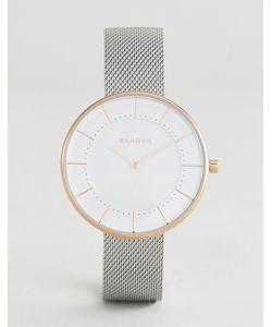 Skagen | Часы С Серебристым Ремешком