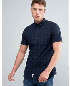 Jack & Jones | Рубашка В Клетку С Короткими Рукавами
