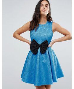 Madam Rage | Платье С Бантом Madame Rage