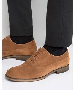 Selected Homme | Кожаные Оксфордские Туфли Selected