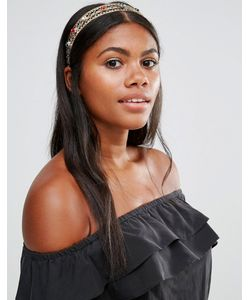 Cara Jewellery | Броский Обруч Для Волос С Камнями Cara Ny