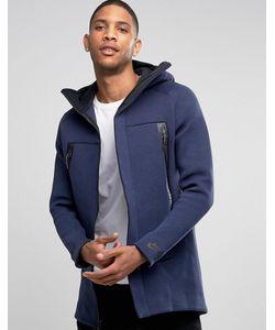 Nike | Синяя Длинная Куртка С Отделкой Tech 3m 805142-473
